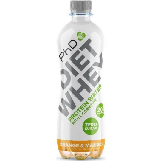 PhD Diet Whey Water