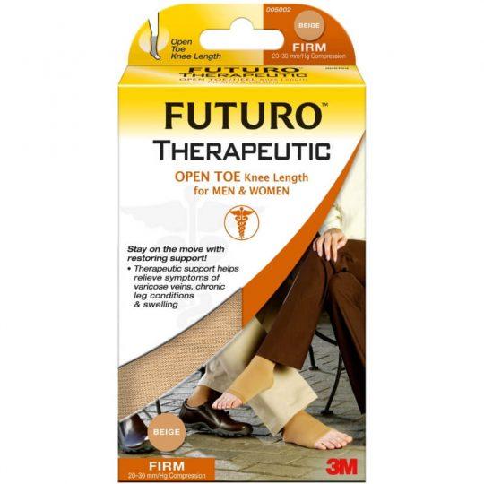Futuro Open Toe Stockings