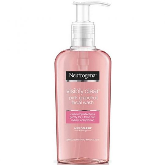 Neutrogena Pink Grapefruit Wash