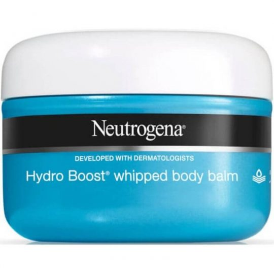 Hydro Boost Body Balm.