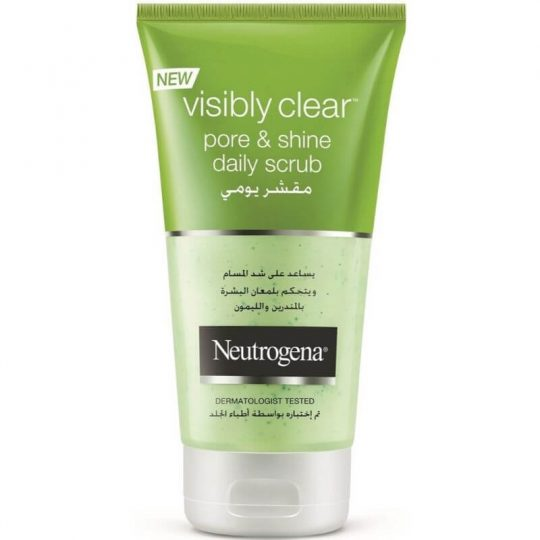 Neutrogena Pore & Shine Scrub