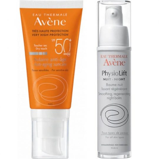 Avene Physiolift Night Coffret