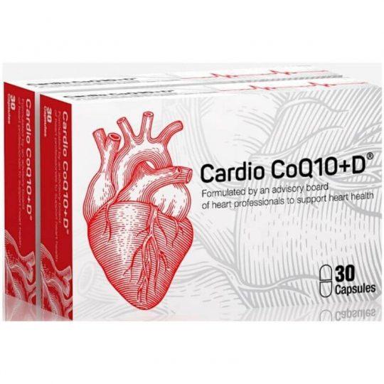 Cardio CoQ10+D