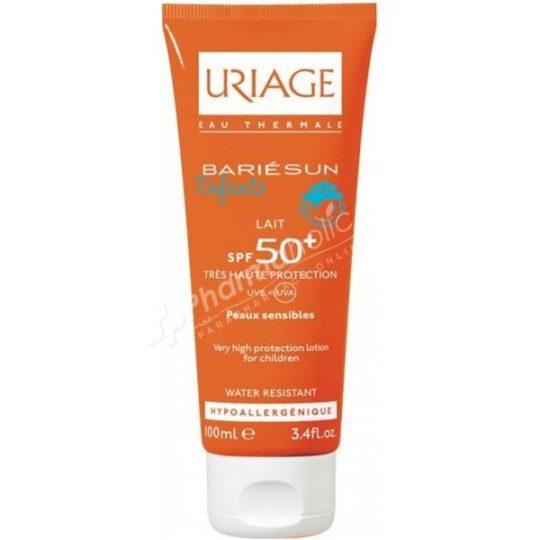 Uriage Bariésun Kids SPF50+ Fragrance-free Lotion