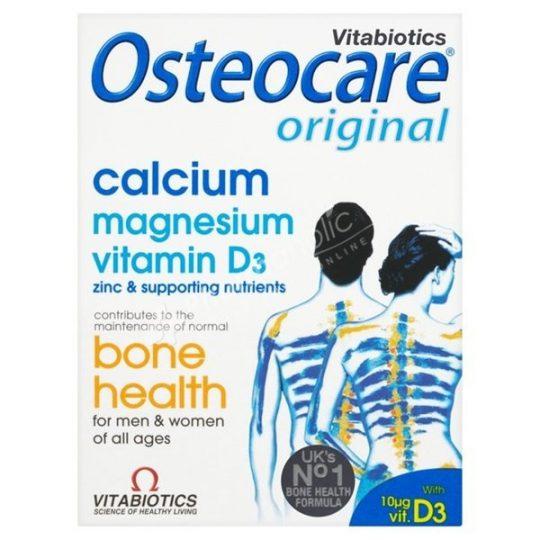Vitabiotics Osteocare Original Bone Health