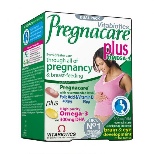 Vitabiotics Pregnacare Plus Omega 3