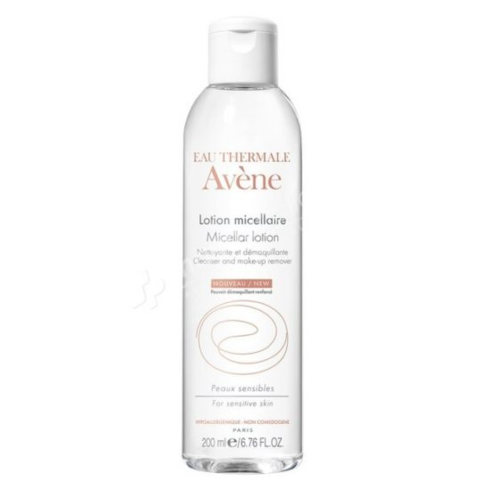 Avene Micellar Lotion, Cleanser and Make-up Remover