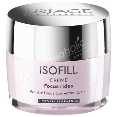 Uriage Isofill Wrinkle Focus Correction Cream