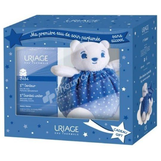 Uriage Bébé 1st Scented Water + Free Comforter