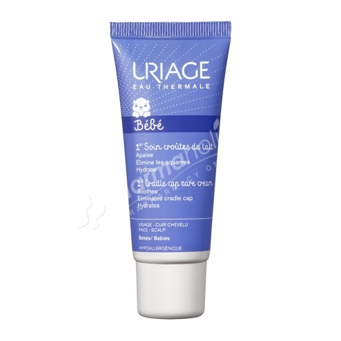 Uriage Bébé 1st Cradle Cap Care Cream