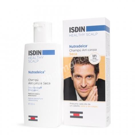 Isdin Healthy Scalp Nutradeica Dry Dandruff Shampoo