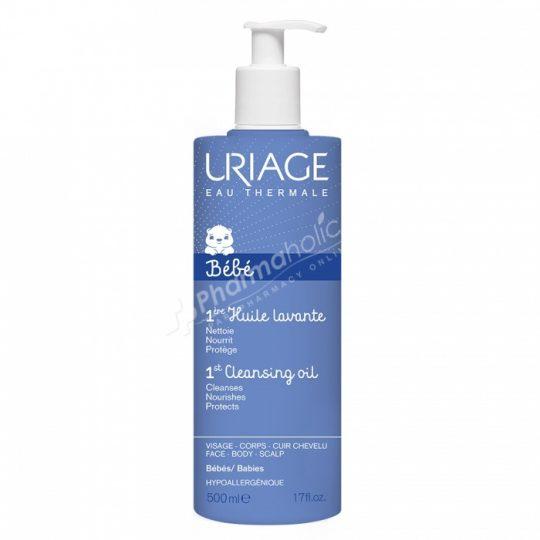 Uriage Bébé 1st Cleansing Oil
