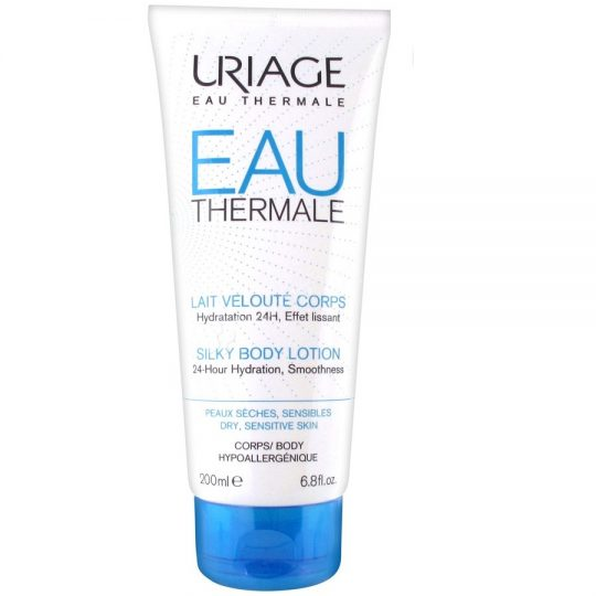 Uriage Eau Thermale Silky Body Lotion