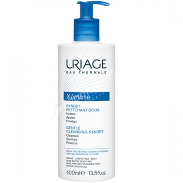 Uriage Xémose Genlte Cleansing Syndet