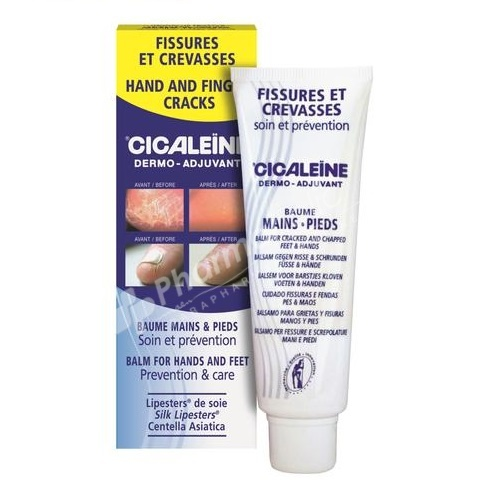 Cicaleïne Balm for Hands and Feet