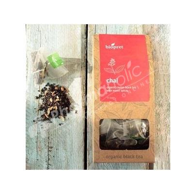Biopret Chai Organic Black Tea