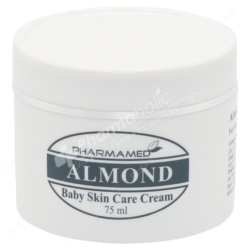 Pharmamed Almond Baby Skin Care Cream