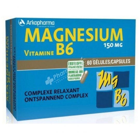 Arkopharma Magnesium-Vitamin B6