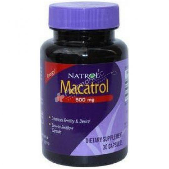 Natrol Macatrol