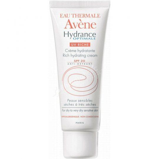 Avène Hydrance Optimale UV Rich SPF20 Hydrating Cream