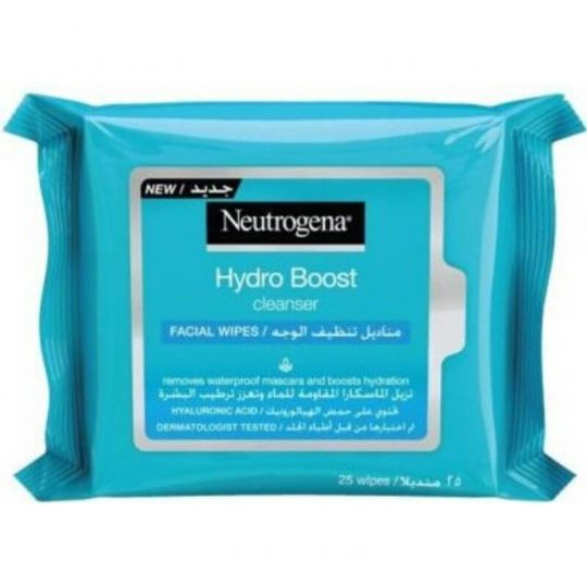 Hydro Boost Facial Wipes