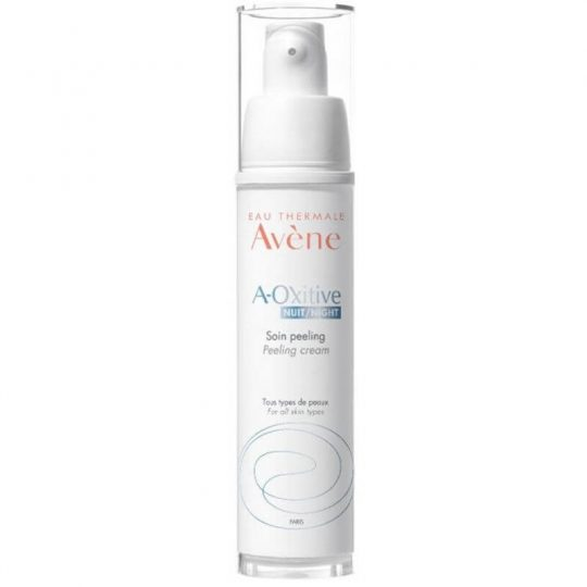 Avène A-Oxitive Peeling Cream